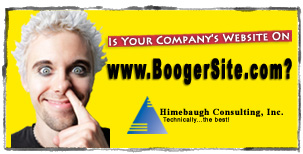 the official boogersite billboard